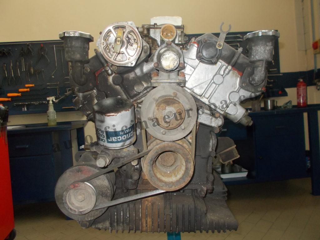 Revisione motore Fiat Dino 2400